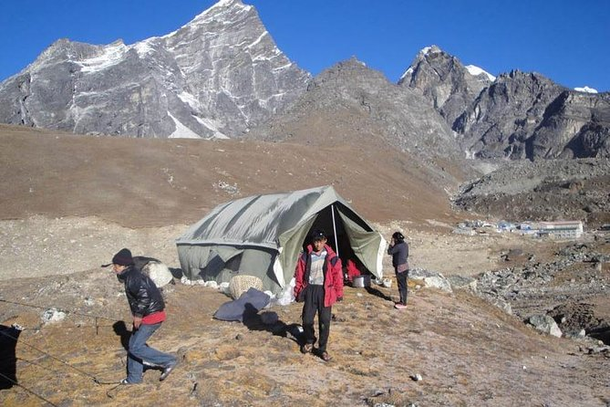 Cho la Pass Trek -19days
