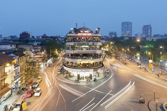 Ha Noi city tour full day trip