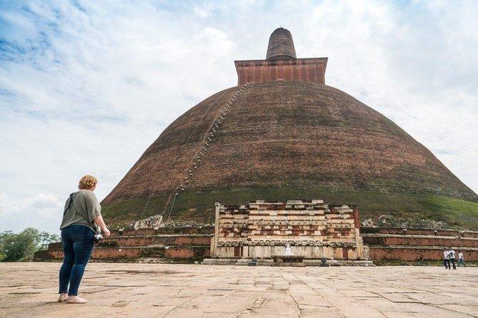 Explore Sacred City of Anuradhapura & Wilpattu National Park