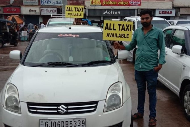 Porbandar to Airport Taxi Service