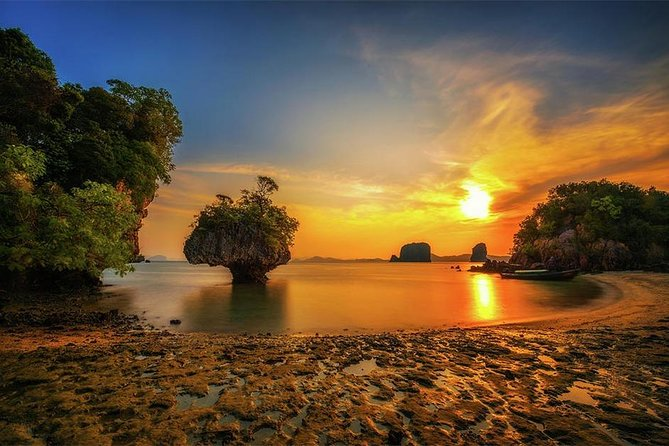 Hong Island Sunset Tour with BBQ Dinner by Longtail Boat from Krabi photo 11