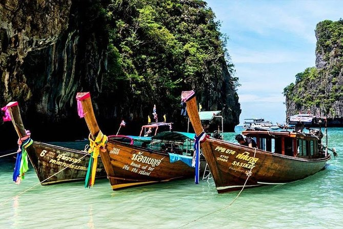 Hong Island Sunset Tour with BBQ Dinner by Longtail Boat from Krabi photo 4