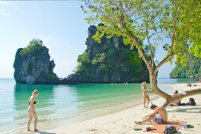 Hong Island Sunset Tour with BBQ Dinner by Longtail Boat from Krabi photo 2
