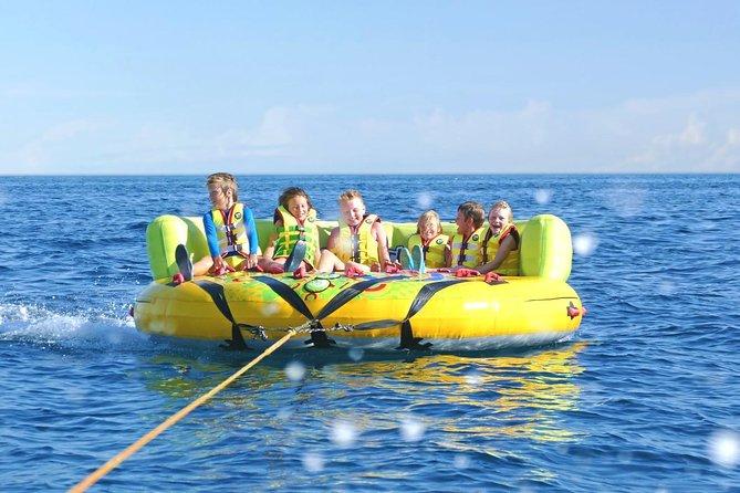 Boracay Island Hopping + Hot Kawa Bath + UFO + Helmet Diving