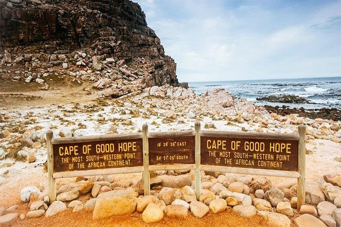 Cape of Good Hope, Peninsula Tour, & Mzoli Lunch - Incl Transportation