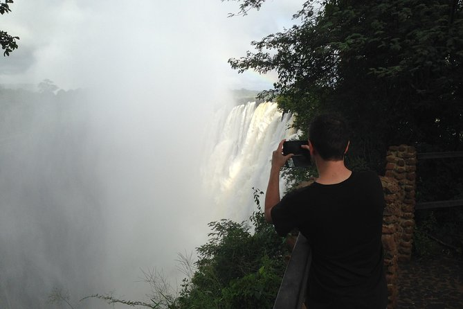 Guided Tour of the Victoria Falls - Zambia Side