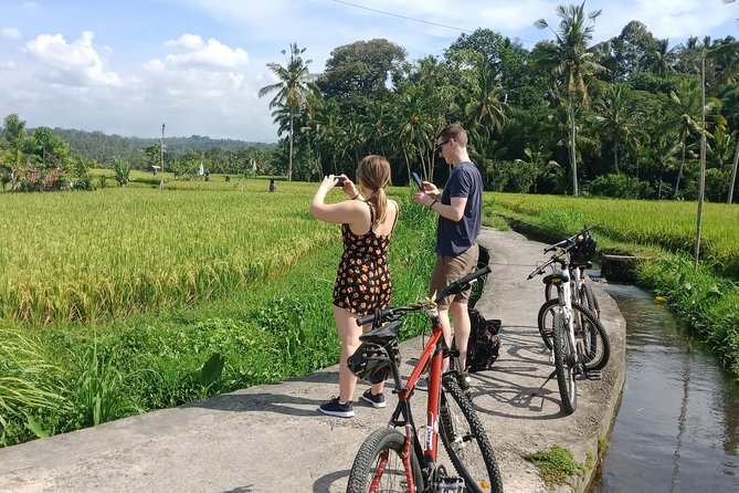 Ubud Village Cycling photo 6