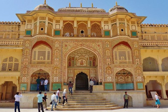 All Inclusive- Private Jaipur Day Tour From New Delhi photo 1