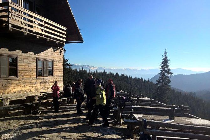Day Trip to Piatra Craiului mountains & main ridge or optional routes
