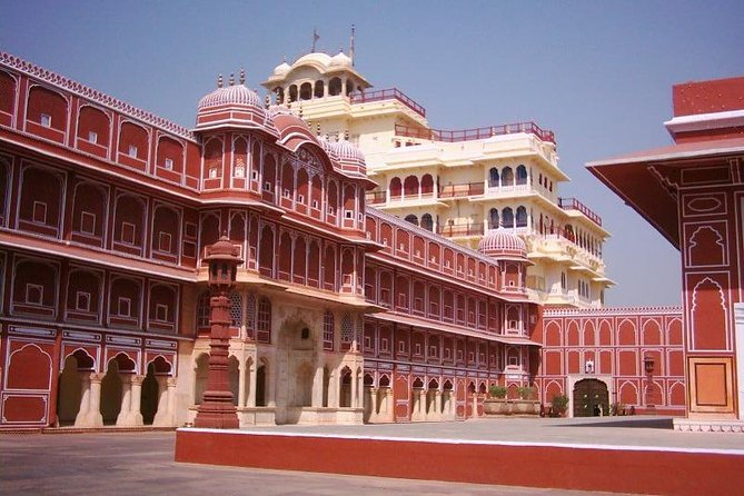 Jaipur Same Day Tour Packege From New Delhi- All Inclusive
