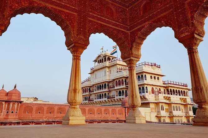 All Inclusive- Private Jaipur Day Tour From New Delhi photo 2