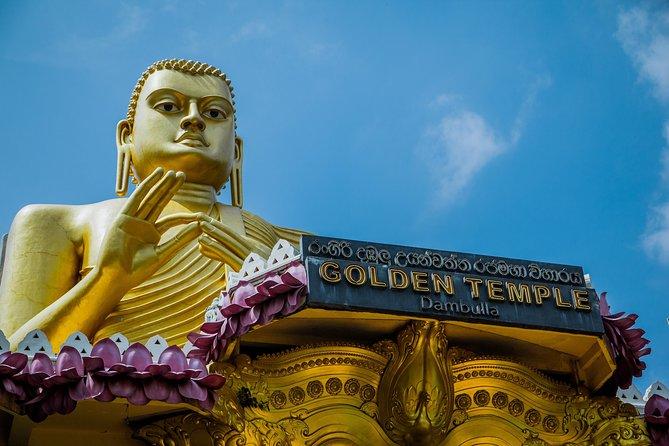 Golden Temple, Dambulla , Srilanka