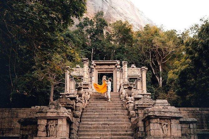 Explore The Ancient City Of Yapahuwa