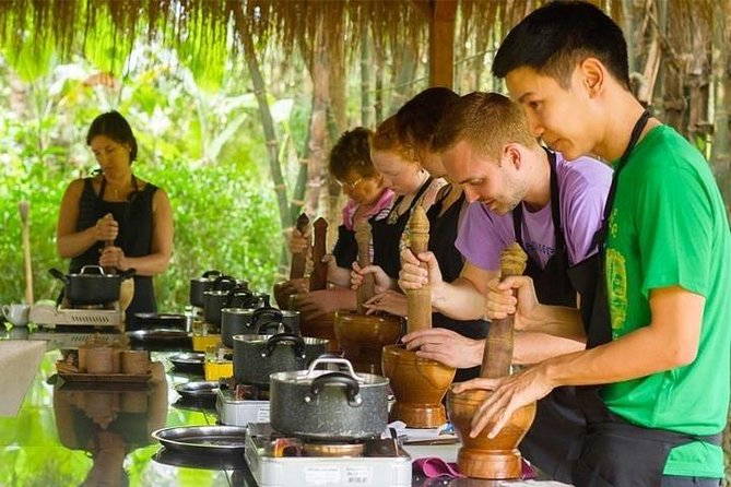 Cambodian Local Private Cooking Class