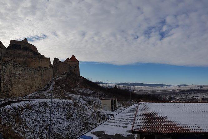 Brasov, Sighisoara, Sibiu. Private Tour