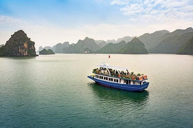 Amazing Ha Long Bay – Lan Ha Bay 1 Day Trip From Hanoi