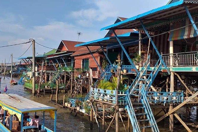 Half-Day Kompong Phluk, Tonle Sap Cruise from Siem Reap