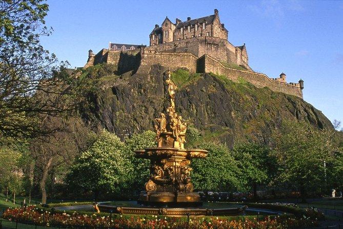 Eintrittskarte Zum Edinburgh Castle Und Zum Royal Palace 2020