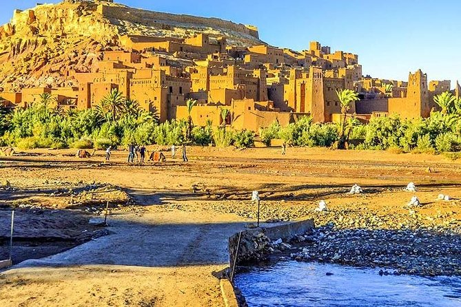 Full-Day Tour to Ait Ben Haddou Ouarzazate from Marrakech