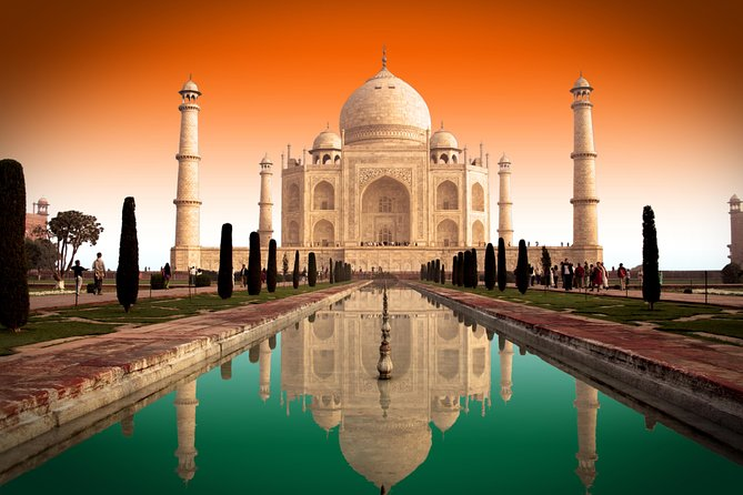 Taj Mahal Sunrise Tour and Agra Day Trip From New Delhi