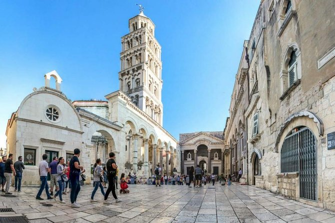 Shore Excursion: Best of Split - Guided Tour of Split, Klis, Salona and Trogir