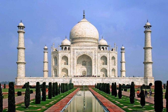 1 Day Delhi City Tour And 1 Day Taj Mahal Agra Tour From New Delhi