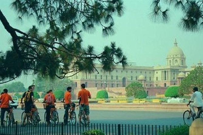 Join Nizamuddin Morning Cycling Tour