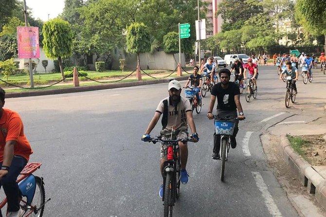 Join Nizamuddin Morning Cycling Tour
