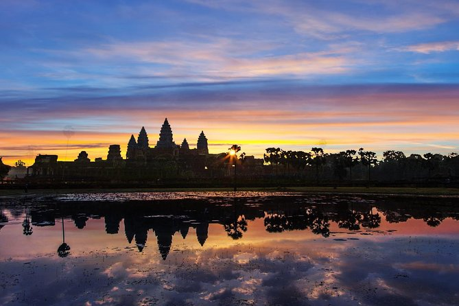 Private Angkor Wat 3 Day Tours