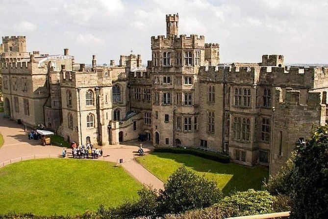 Warwick Castle Independent Full Day Private Tour