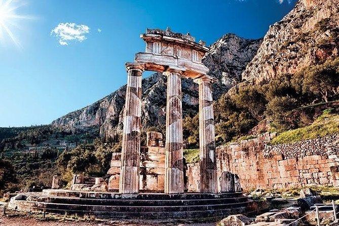 Day Tour to Delphi, inPersonTours