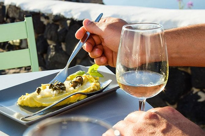 Santorini Wine Experience with Food Tasting