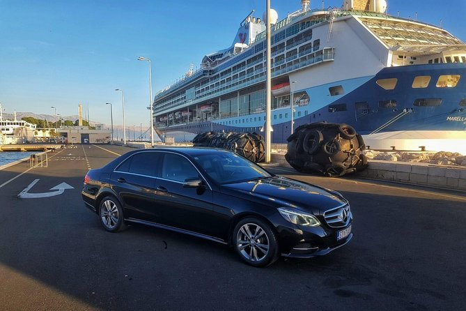 Luxury Private Transfer from Dubrovnik/Dubrovnik airport to Hvar