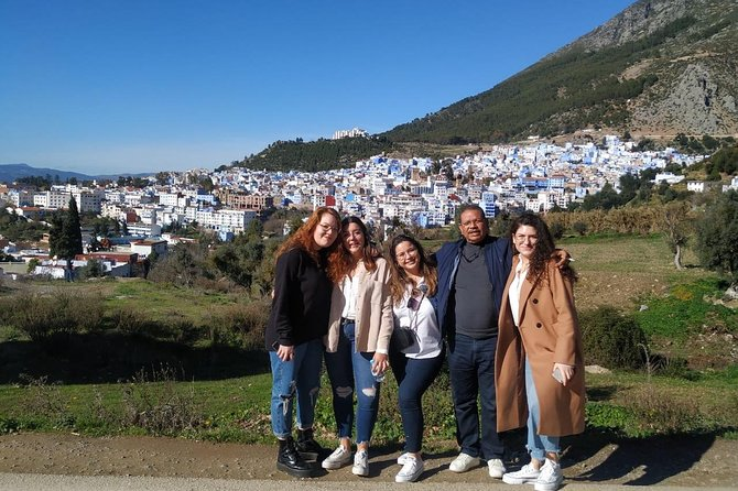 Special day trip to Chefchaouen