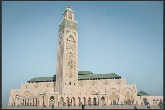 CASABLANCA: Discovering & Walk Inside Old Medina