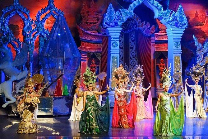 Pattaya - Tiffany Show Admission Ticket - VIP Seat
