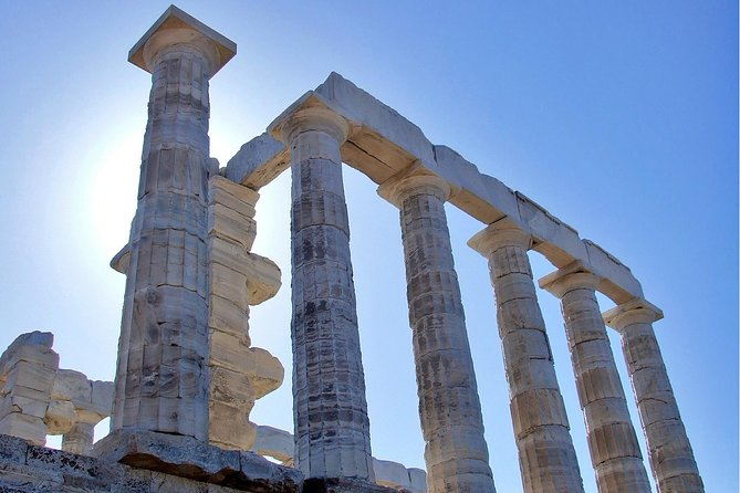Sounio and Poseidon's Temple Gentle Fitness Tour photo 3