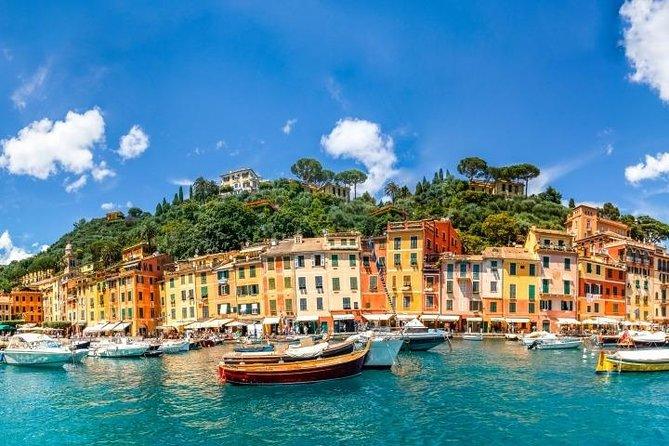 Shore Excursion from La Spezia to Santa Margherita, Rapallo & Portofino -Liguria