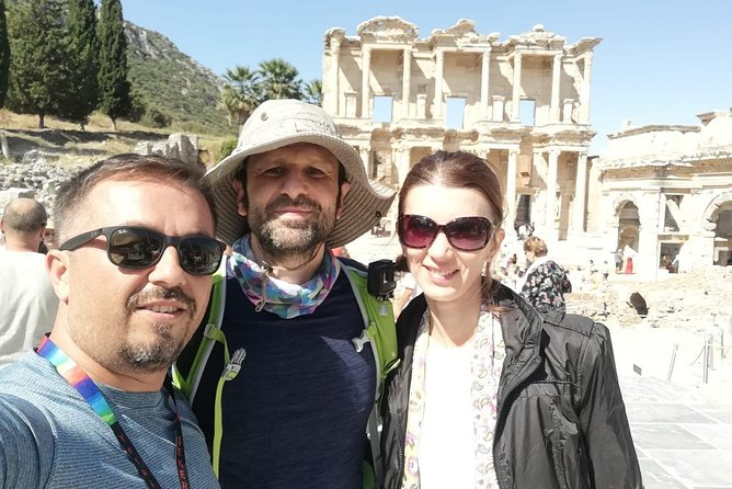 Entrance Fees are INCLUDED / Shore Excursion F/D Private Ephesus Tour