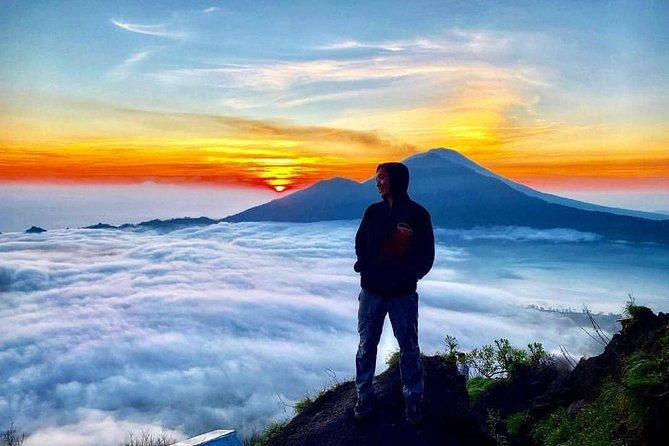 Bali best destination - Mount Batur sunrise trekking