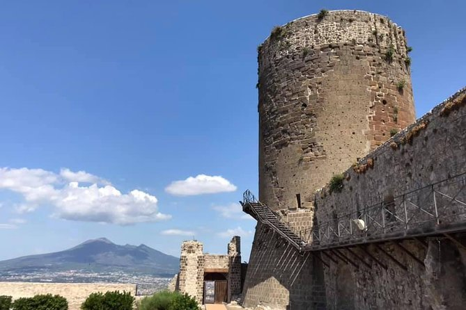 Castello di Lettere (Castle of Lettere) Roman Villas of Stabiae Tour with Lunch!