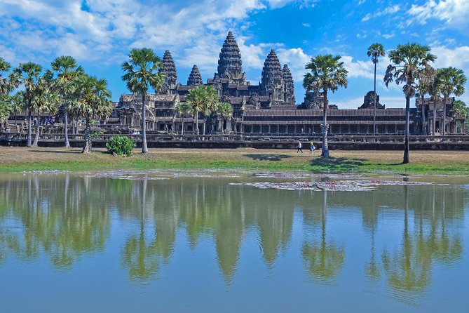 Private Angkor 2 Day Tours