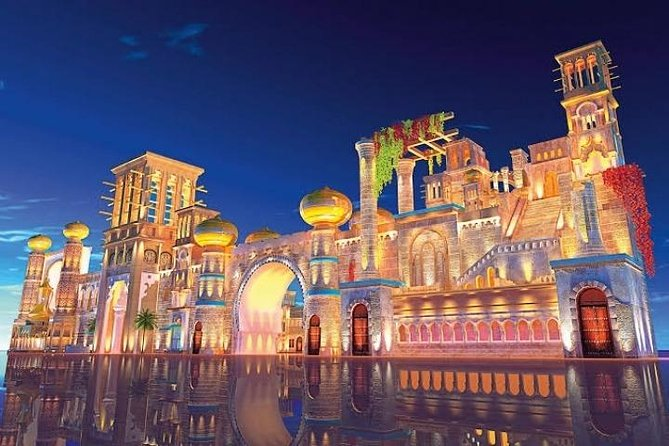 Global Village Dubai Tour with Ticket