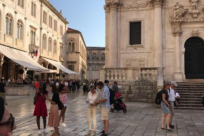 Exclusive tour: Dubrovnik & Ston with Oyster Tasting from Split and Trogir