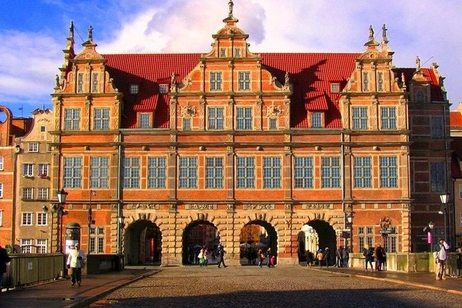 Private Walking Tour of Gdansk + Amber Museum + Malbork Castle photo 11