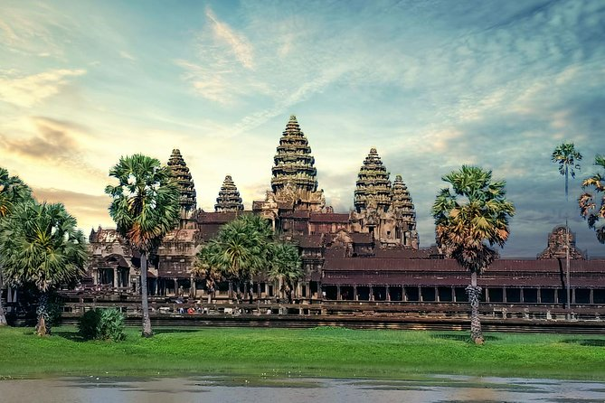 Angkor 3 day private Tours
