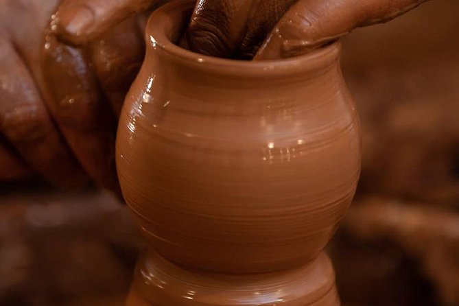 Pottery Initiation Workshop