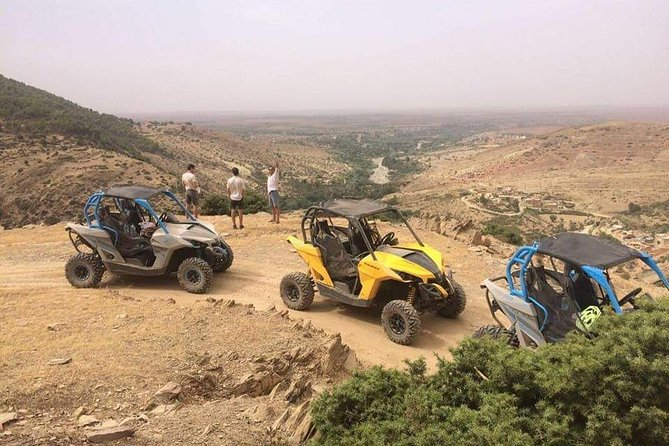 Buggy tour in Agafay desert