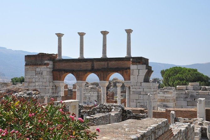 Entrance Fees are INCLUDED / Shore Excursion Biblical Ephesus