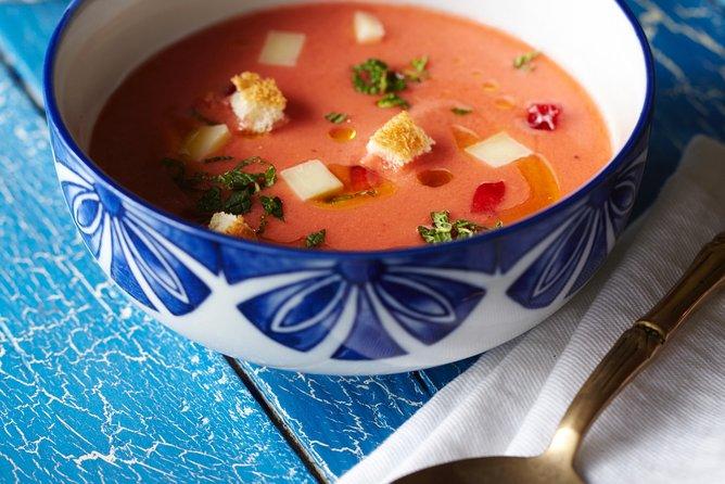 Vegetarian Spanish Cuisine